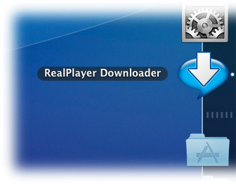 RealPlayer Downloader on a Mac